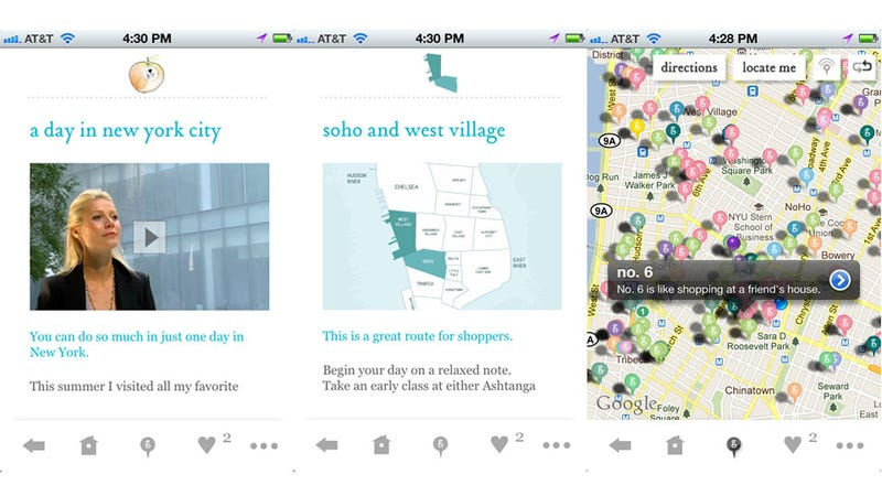 Gwyenth Paltrow Creates First iPhone App For Perfect People