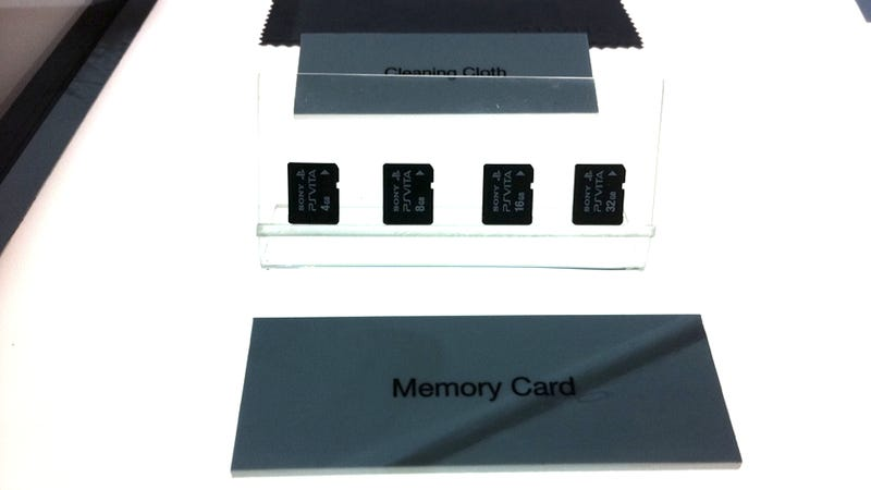 Remember the PS Vita Memory and Game Cards (Don't Forget!)