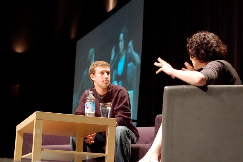Mark Zuckerberg SXSW keynote