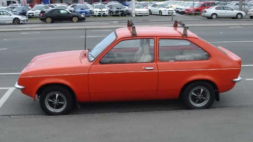 Christchurch Chevette Gears Up To Conquer Antarctica
