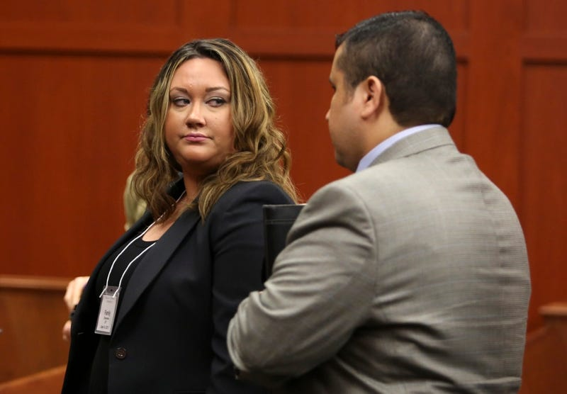 George Zimmerman's Wife Is Filing for Divorce