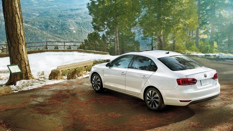 2013 Volkswagen Jetta Hybrid Gallery