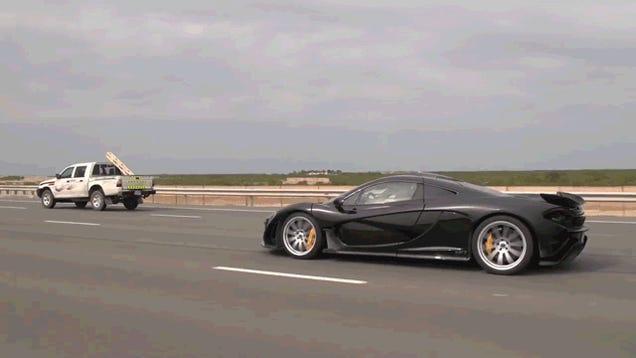 The McLaren P1 In GIFs