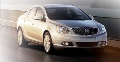 The Buick Verano Is An Economic Downturn-Sized Regal