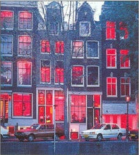 A DS In The Red Light District