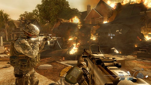 Kotaku Game Club: Modern Warfare 2 Discussion Resumes.. NOW (Levels 7-9)