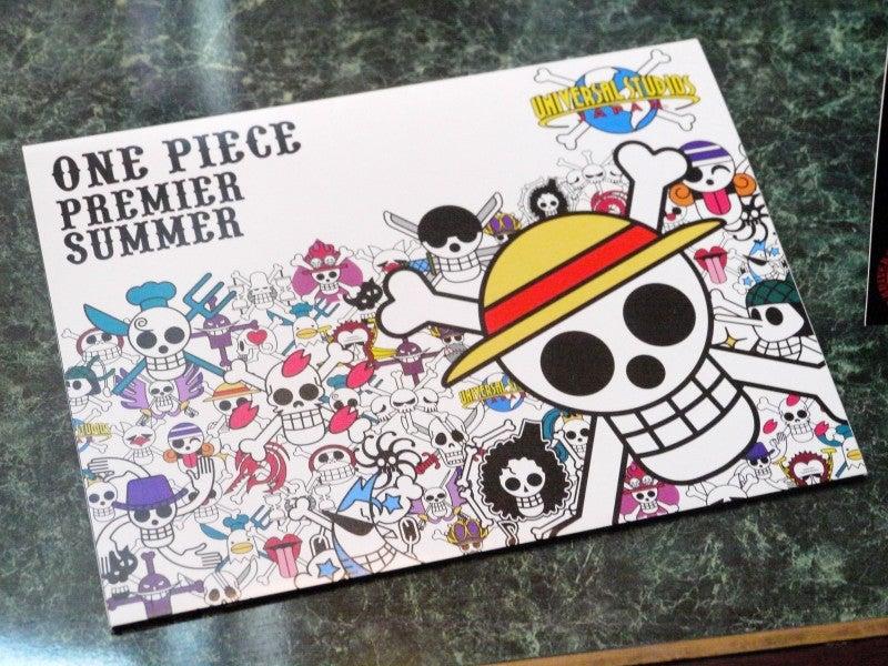 One Piece in Restaurant Form