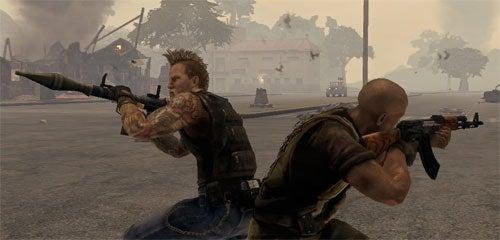 Mercenaries 2 Co-Op Is Drop-In, Drop-Out