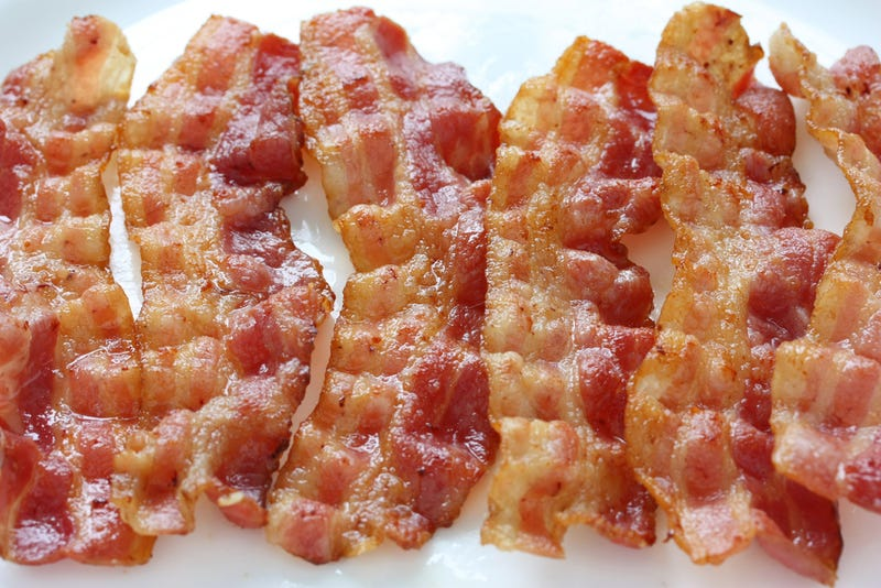 Bacon Linked to Cancer (Again), Ruins Morning