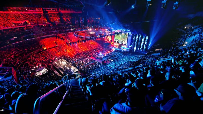 League Of Legends' Worlds Draw An Oscar-Worthy 32 Million Viewers