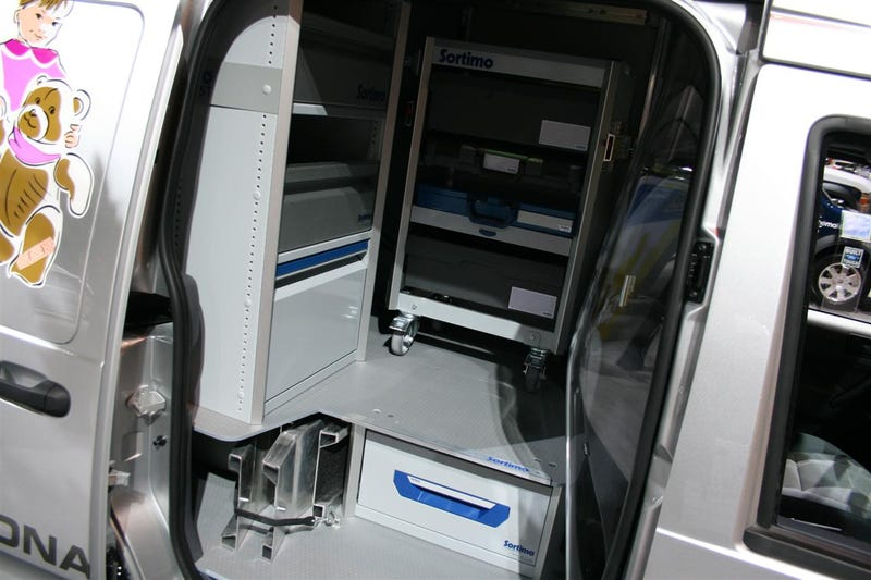 2010 Ford Transit Connect: A Truly Multipurpose Commercial Vehicle