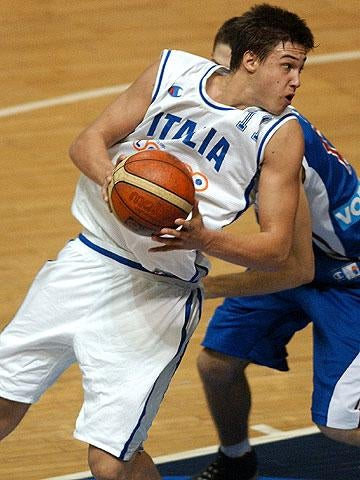 Belisimo, Big Cock Gallinari