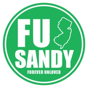 'FU Sandy' Beer to Benefit Sandy Relief