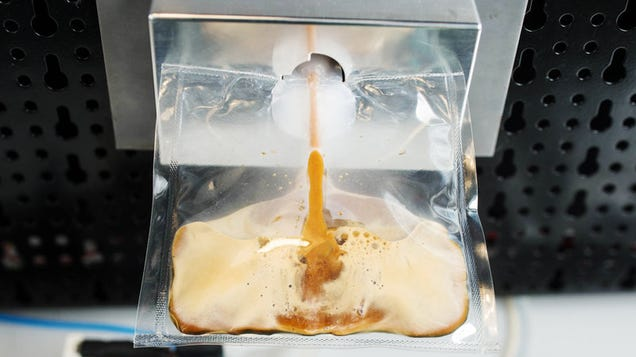 One Small Espresso For Man, One Giant Leap For Mankind