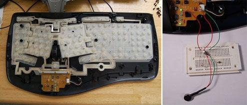 Keyboard Haptics Mod Turns Shrill PC Speaker Into Soothing Vibration