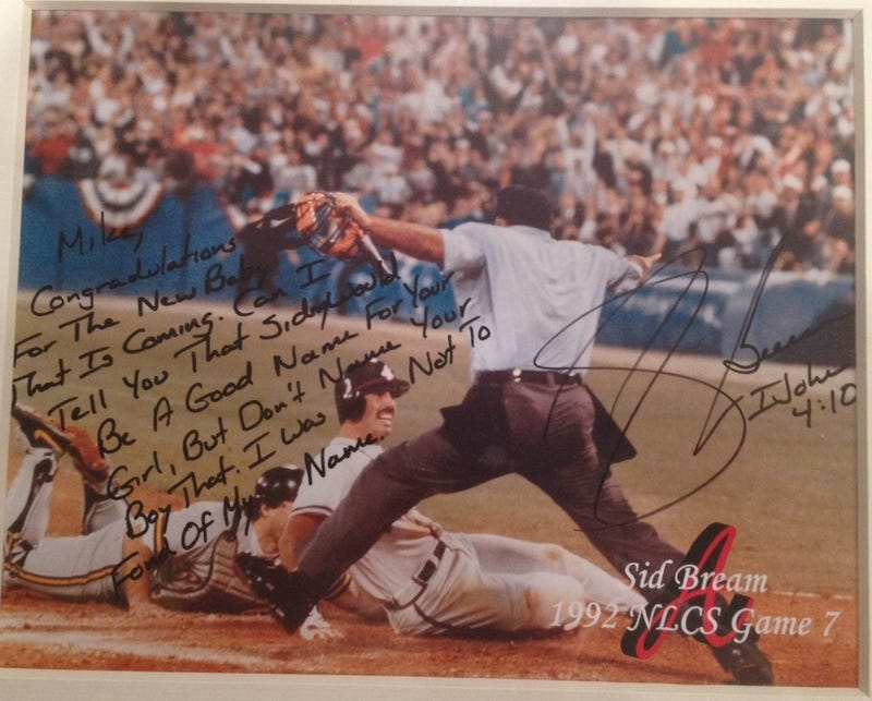 Sid Bream Hates His Name: Athletes' Replies To Fans