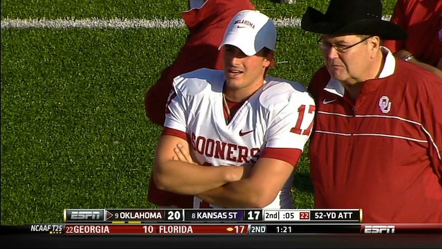 Good God Almighty, It's A Slobberknocker!: Your College Night Games Open Thread