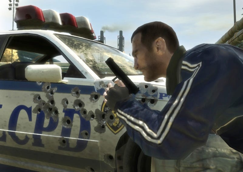 You've Been Playing GTA IV Wrong