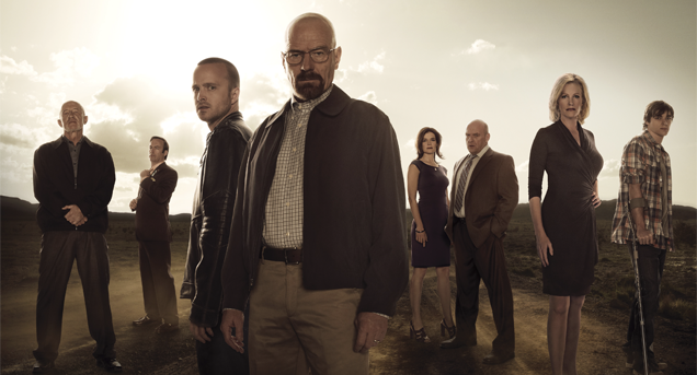 Sorry, Vince Gilligan Isn't Shooting a Sixth Season of Breaking Bad