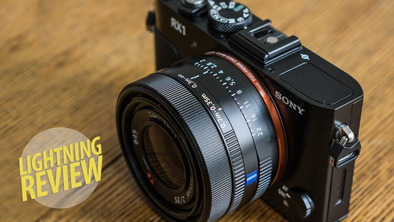 Sony RX1 Review: A Camera So Bold, So Beautiful... and So Expensive