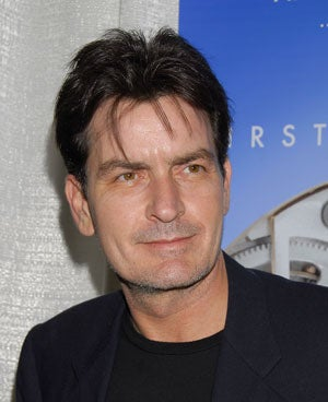 Newsflash! Charlie Sheen Is Kind Of A Perv