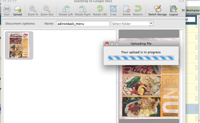 ScanDrop for Mac Sends Paper to the Cloud, Free for Lifehacker Readers (For Now)