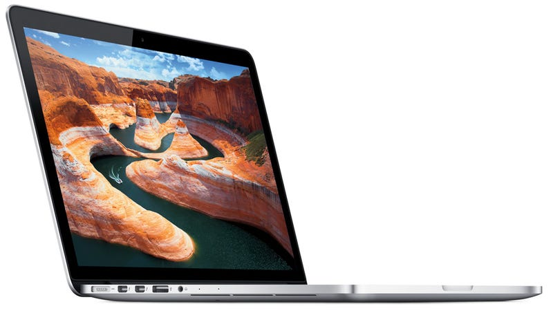 13-Inch MacBook Pro Gets a Retina Display