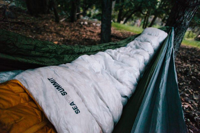 Adventure Tested: Sea To Summit Spark SP1 Ultralight Sleeping Bag