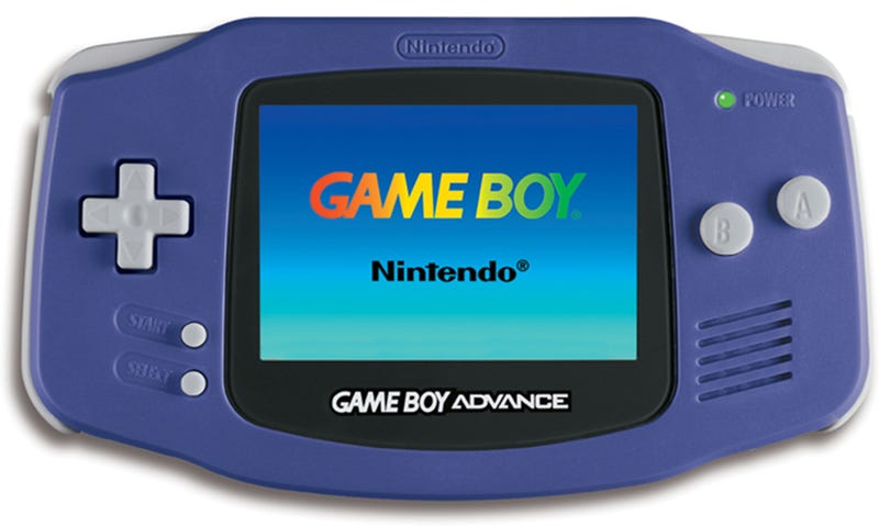 GBA Games Start Hitting Wii U Virtual Console This Spring