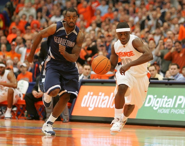 Throughout Its Storied History, Georgetown-Syracuse Has Featured Some Very Mediocre Players