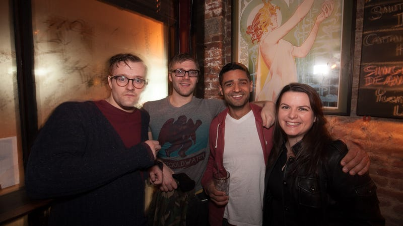 io9's Golden Anniversary Party in Pictures