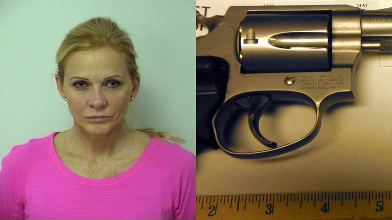 Here Is the Gun That Got Ted Nugent's Wife Arrested