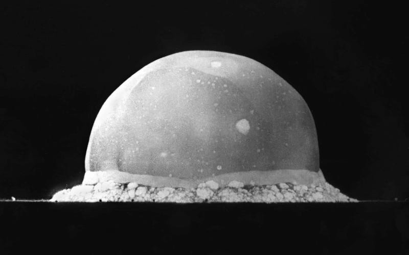 Photographs of Atomic Bomb Tests Are Like Science Fiction Made Real