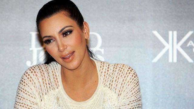 Kardashian Sisters Hit Cabo, Frolic With Seaside Flasher