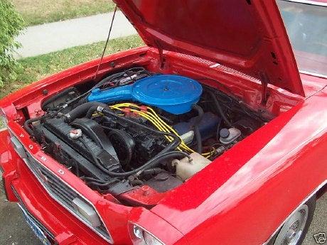 1977 Mustang II V8 for $5,400!