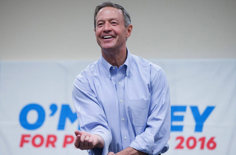 Gawker Count: Martin O'Malley Clinches Nomination If Everyone Dies and Is Replaced With More Martin O'Malleys