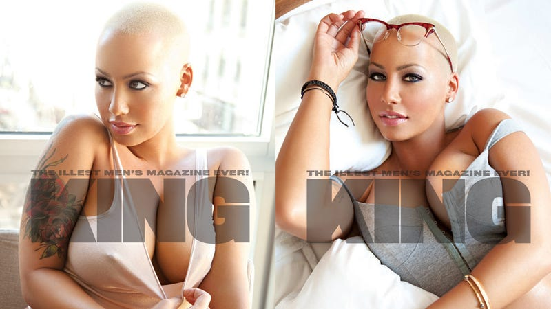 Amber Rose's New Man Is Not A Downgrade From Kanye