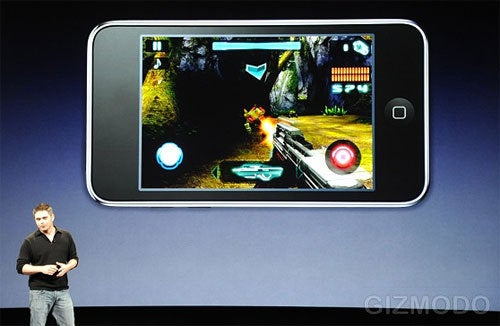 Gameloft Brings Halo-esque N.O.V.A. To iPhones