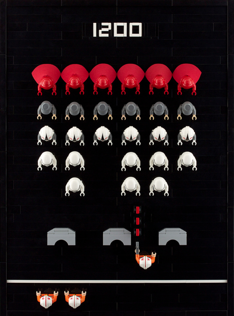 The Imperial Space Invaders