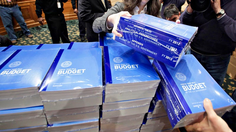 President Obama Unveils His Budget Plans