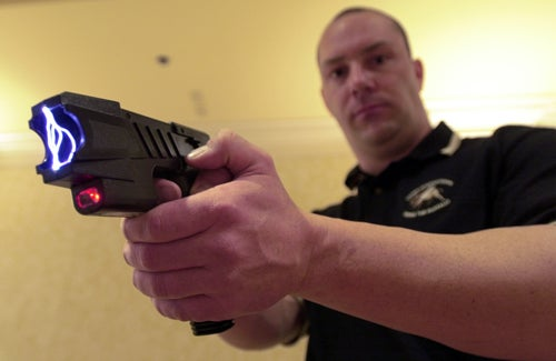 Wyoming Man Proven Wrong About Taser Theory