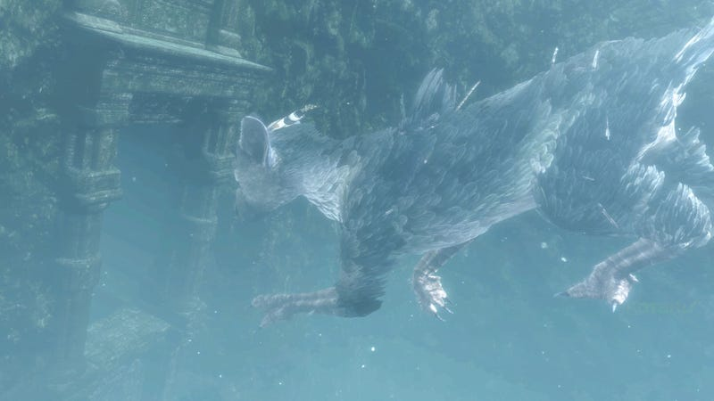 The Last Guardian: The First Screenshots
