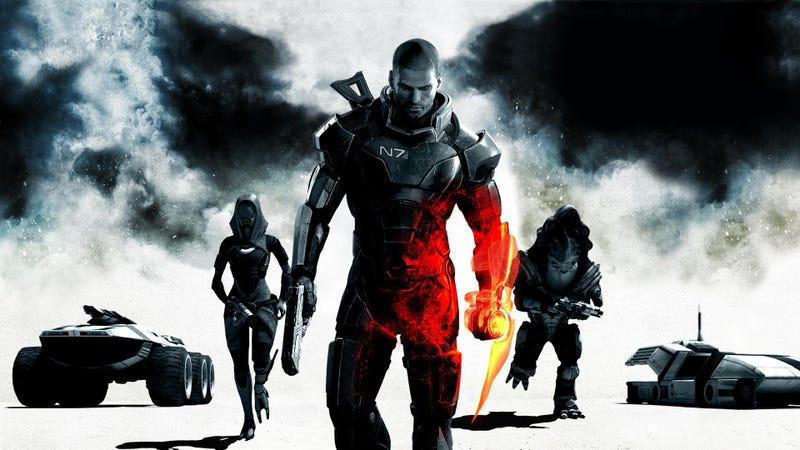 When Mass Effect Meets Battlefield