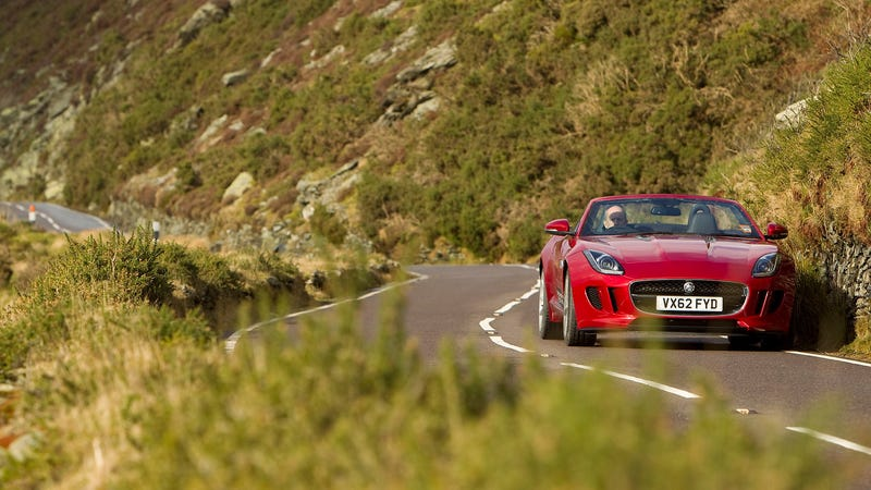 This Is Your Jaguar F-Type Mega Gallery