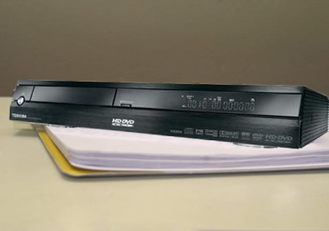 Question of the Day: What Are You Going to Do With Your HD DVD Player?