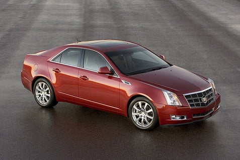 G'Day CTS! Cadillac Coming To Australia in 2008 *UPDATE* AUSSIE V12 In The Works