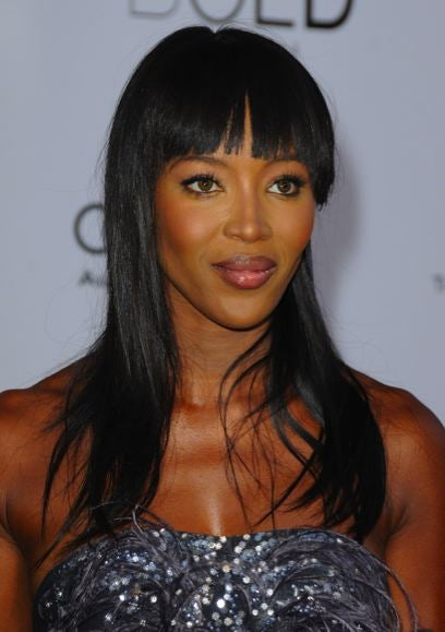 Naomi Campbell Nails Down A Date With Justice