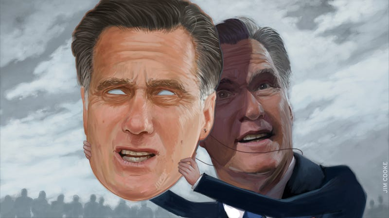 The Real Mitt is the Fake Mitt; or, How Romney is Like a Scooby-Doo Villain