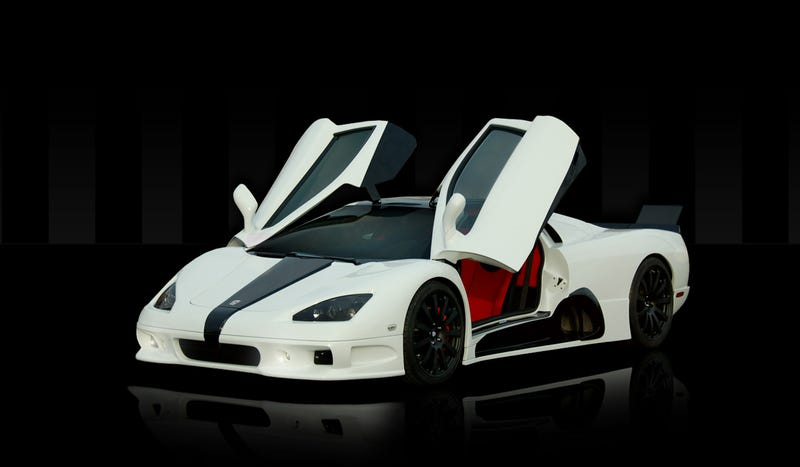 Ultimate Aero EV: SSC Plans To Build World's Fastest Electric Production Car