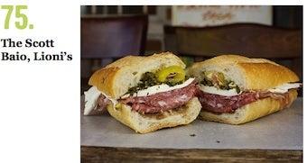 What Does Scott Baio's Sandwich Taste Like?